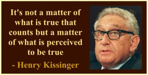 Kissinger's quote